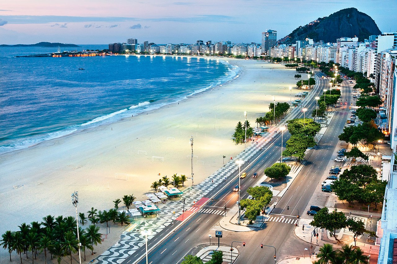 Пляж рио де жанейро фото