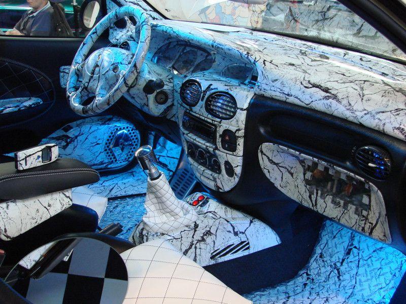 Фото салона авто тюнинг своими руками
