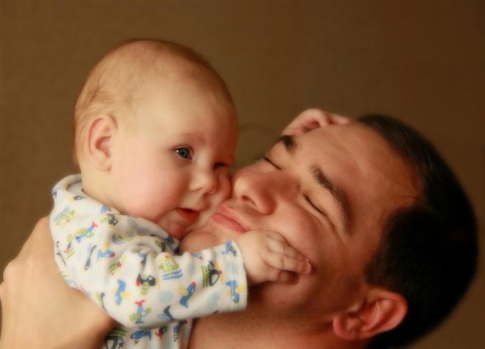 Подготовка папы к маминым родам. Папа в воспитании ребенка - не менее важн