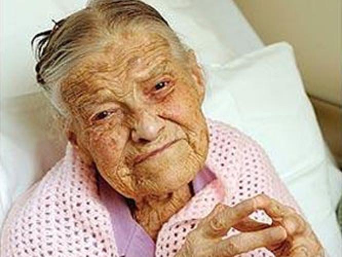 Она - самая старая девственница в мире. Женщина считает, что ей